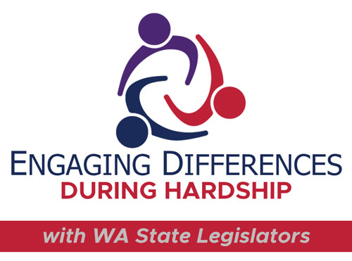 During Hardship-Washington State Legislators